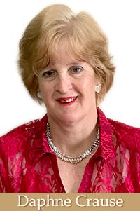 Apostle Daphne Crause